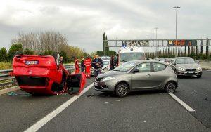 מה עושים במקרה של תאונת דרכים עם רכב חברה