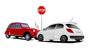 מה עושים במקרה של תאונת דרכים עם רכב חברה.
