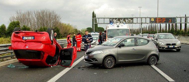 מה עושים במקרה של תאונת דרכים עם רכב חברה?